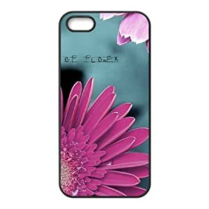 Cool Painting Petals The Unique Printing Art Custom Phone Case for Iphone 5,5S,diy cover case case517918