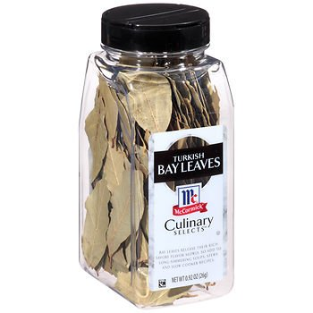 McCormick Culinary Selects Turkish Bay Leaves (Pack of 2) AS by American Standart