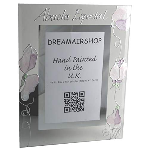 Dreamair Abuela Especial Photo Frame Sweet Pea (P) Grandmother