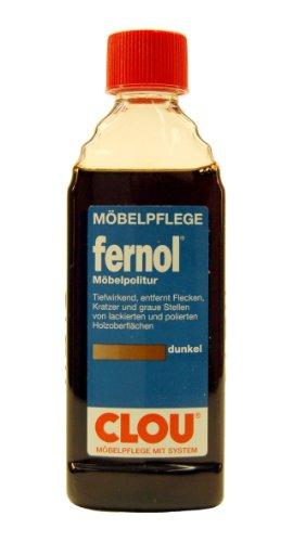 Clou fernol Möbelpolitur dunkel 0,150 L