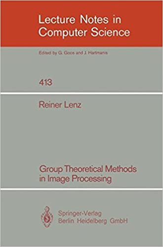 Group Theoretical Methods in Image Processing (Lecture Notes
