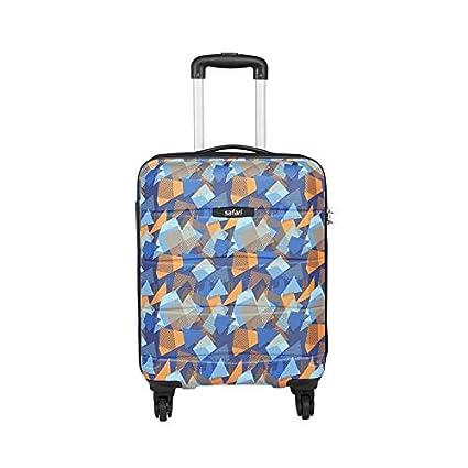 Safari Camo 55 Cms Polycarbonate Printed Cabin 4 wheels Hard Suitcase