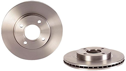 Brembo 09.7806.14 Front Brake Disc - Set of 2