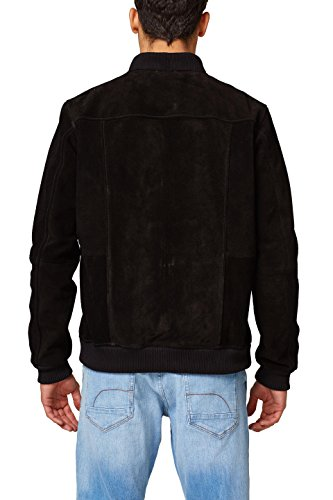 Hombre edc Negro Black 001 Chaqueta Esprit para by wUgqv