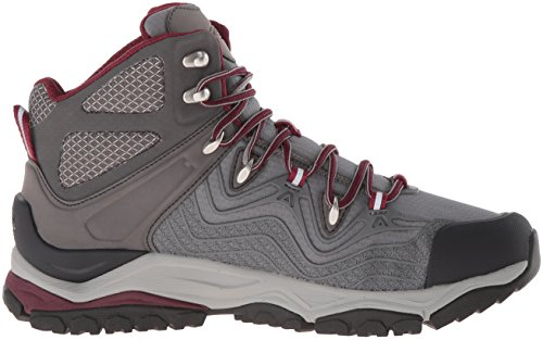 Boots Grey Hiking Gargoyle Mid Rise Aphlex Women's Keen High Wp Raven q0UaSP
