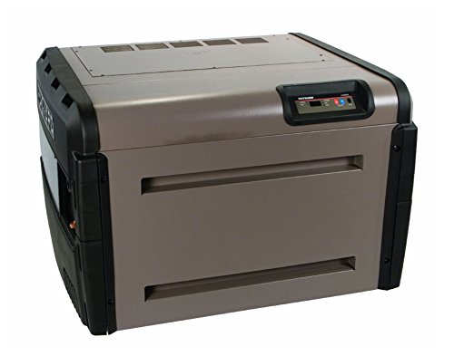 Hayward H200FDN Universal H-Series 200,000 BTU Pool and Spa Heater, Natural Gas, Low Nox (Water Jandy Feature)