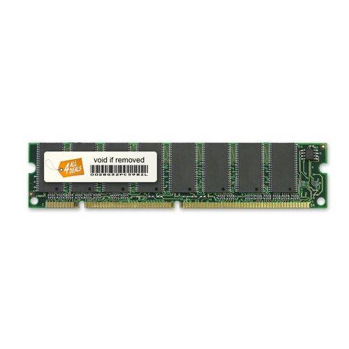 2GB Kit (2x1GB) Memory RAM Upgrade for Dell Poweredge 2550 (SDRAM-PC133 168-pin DIMM ECC ()