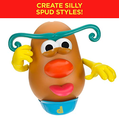 Playskool Mr. Potato Head Silly Suitcase Parts and Pieces Toddler Toy for Kids