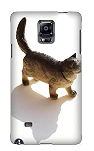 New Premium Hxvyjm-2883-jkyljvq Case Cover For Galaxy S5/ Cat Figurine Protective Case Cover