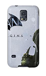Andrew Cardin's Shop High-end Case Cover Protector For Galaxy S5(deathstroke) 4659826K91643276