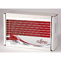 Fujitsu Material de Limpieza Material de Limpieza, Paños húmedos para Limpieza de Equipos, Escáneres, fi-5015C, fi-6110, fi-7140, fi-7240, fi-7160, fi-7260, fi-7180, fi-7280,