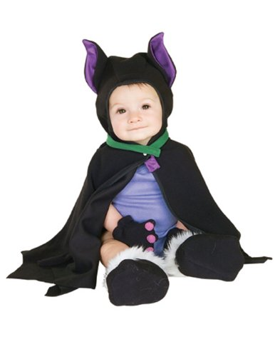 LIL BAT CAPED COSTUME 3-12 (9 D's Costume)