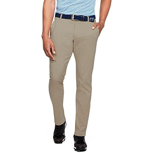 Under Armour Men's Showdown Tapered Golf Pants, City Khaki (299)/City Khaki, 36/30