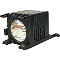 ROCCER Replacement Projector Lamp Y196-LMP / 75007111 for TOSHIBA 62HM116 / 62HM196 / 62MX196 / 72HM196 / 72MX196 Projectors