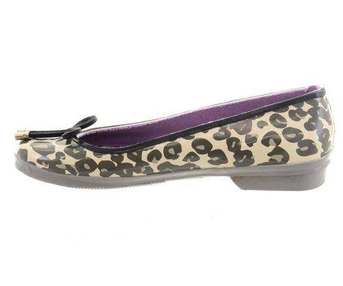 Sperry Mallard Boot Women's Sider Leopard Top Gray q0wrt0