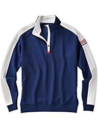 Men's Xh2O Performance Color Blocked 1/4 Zip Golf Jacket