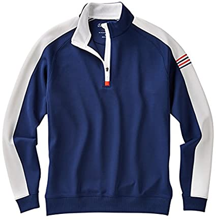 1b327fa72 Amazon.com   Bobby Jones Men s Xh2O Performance Color Blocked 1 4 ...