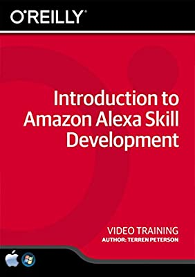 Introduction to Amazon Alexa Skill Development - Training DVD