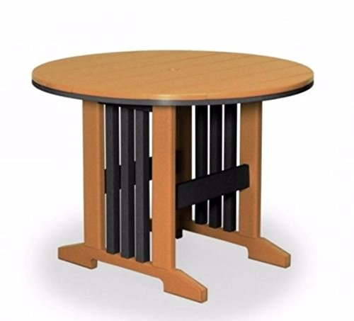 Amish Dining Room Furniture - Finch Poly 48