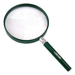 "Carson HU-20AMMU BigEye Magnifier with Oversized Lens (Set of 10), 5"""