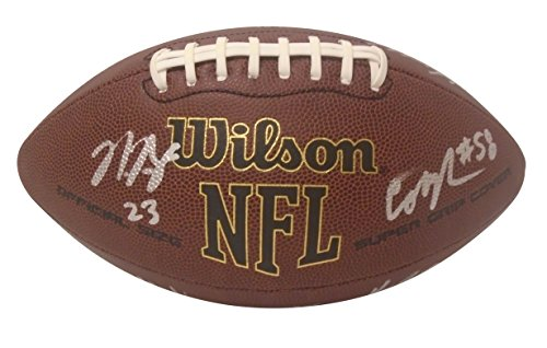 2017 Los Angeles Rams Team Autographed Hand Signed NFL WIlson Composite Football with 15 Signatures Total and Proof Photos of Signing, COA, Cooper Kupp, Sammy Watkins, Johnny Hekker, Kayvon Webster