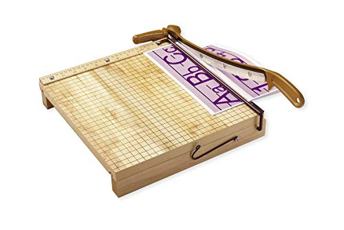 Swingline Paper Trimmer, Guillotine Paper Cutter, 12
