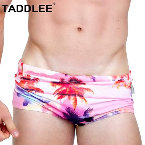 cc7ff104b8b10 INF Taddlee Swimwear Men Sexy Swimsuits Swim Boxer Briefs Bikini Gay Penis  Pouch WJ Low Rise Bathing Suits for Men Board Surf Shorts: Amazon.in:  Clothing & ...