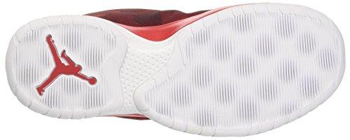 Nike Jordan B. Fly, Scarpe da Basket Uomo Rosso (Univ Red/White)