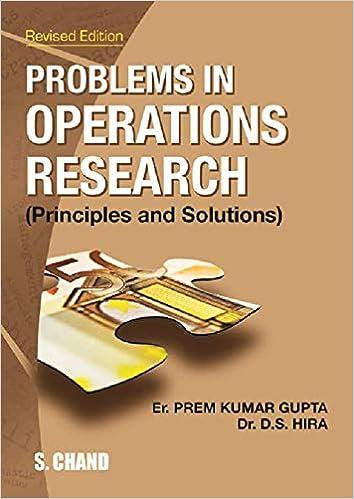 Operation Research Book By Pk Gupta
