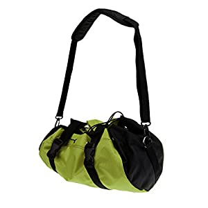 Dovewill Waterproof Folding Strong Deployment Rope Bag Backpack for Carrying Rock Climbing Caving Rescue Survival Gear Kit Equipment
