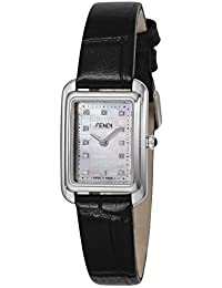[Fendi] FENDI watch Classico director emissions Gyula over white pearl dial diamond F702024511D1 Ladies [parallel import goods]