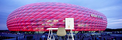 soccer-stadium-lit-up-at-dusk-allianz-arena-munich-germany-on-smooth-peel-stick-decal-wallpaper-by-c