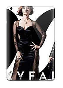 New Style Tpu Case Skin Protector For Ipad Mini 2012 Bond Movie Skyfall With Nice Appearance 6784804I60166161