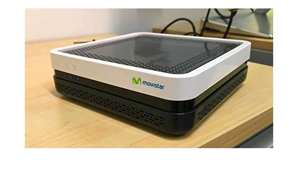 Descodificador Inalámbrico de Movistar HD 1080: Amazon.es: Electrónica
