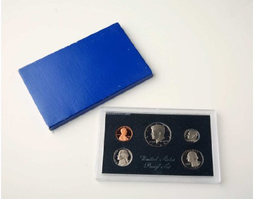1983 Silver Proof - 3