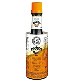 Angostura Orange Bitters, 4-Ounce 4 Angostura orange bitters is made from the peels of sun-ripened Caribbean oranges grown in lush, green orchards located in Trinidad. These oranges are hand-