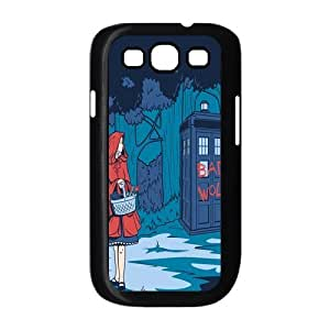 Customize Movie Doctor Who Police Box Back Case for Samsung Galaxy S3 I9300 JNS3-1497