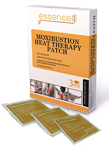 Moxibustion Natural Heating Herb Pads Heat Therapy Patches f