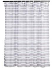 Amazon Basics Bathroom Shower Curtain