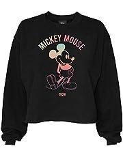 Disney Mickey Mouse 1928 Women's Cropped sweater   Official Merchandise   S-XXL, vrouwen cadeaus, Ladies Fashion Crop Top, Idee van de Gift voor Mamma Zuster Dochter