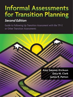 Informal Assessments for Transition Planning