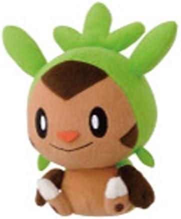 Pokemon X/&Y 6/'/' Chespin Plush Doll Licensed NEW