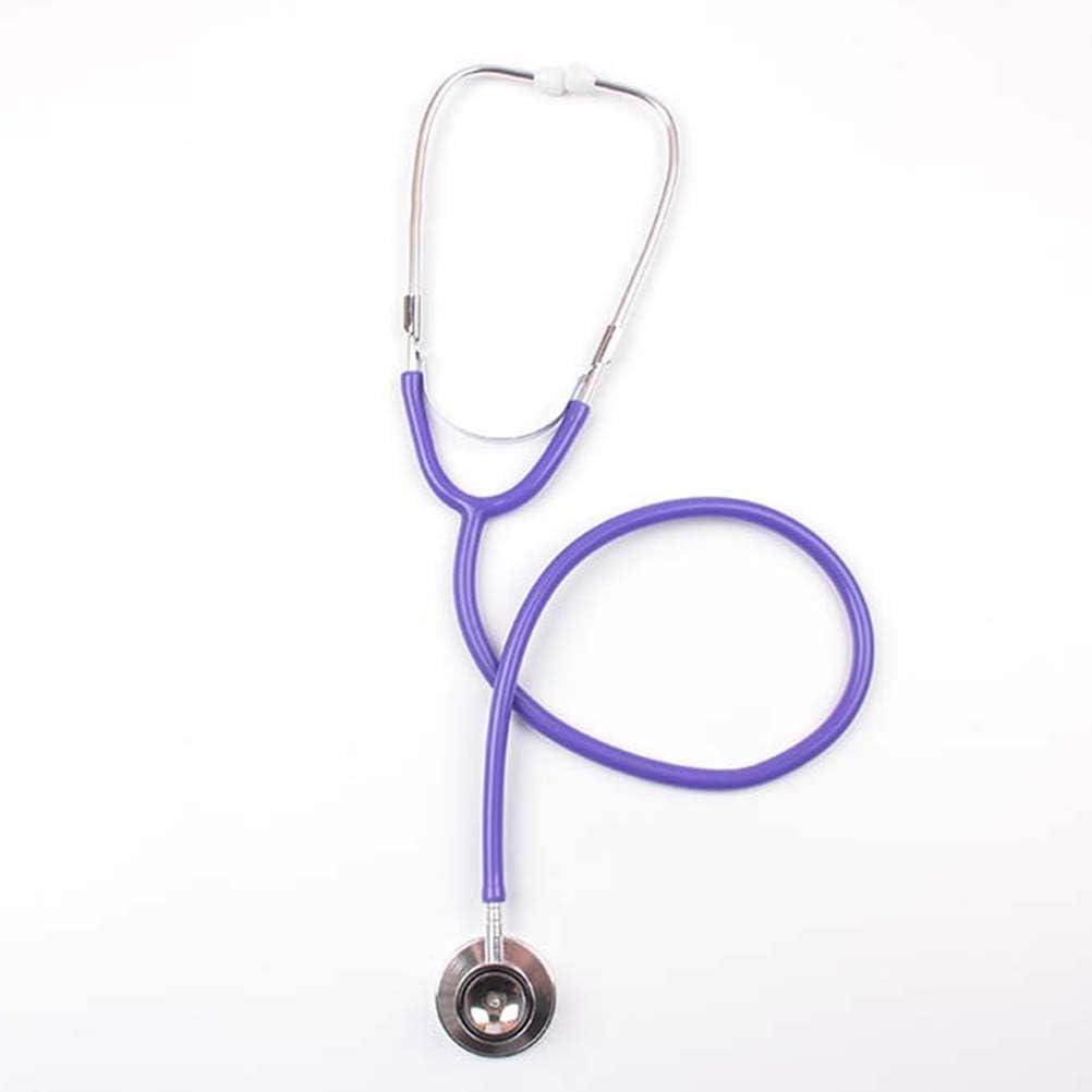 SUPVOX Juguete de Estetoscopio Juego de Roles de Doctor Enfermera para Niños (color aleatorio)