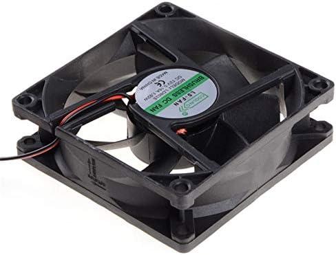 Rarido 808025 MM Personal Computer Case Cooling Fan DC 12V 2200RPM 45CM Fan Cable PC Case Cooler Fans Computer Fans VCA81