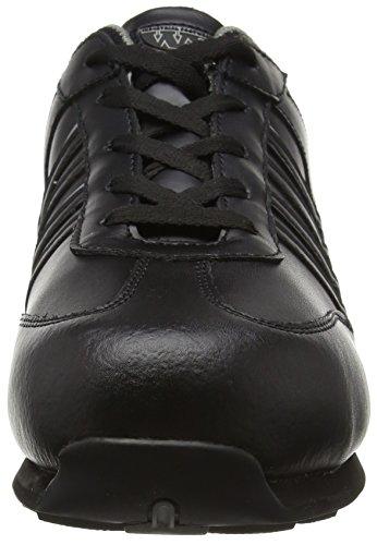 Worksite Ss616Sm - Zapatos de Seguridad deportivaUnisex Adulto, Color Negro, Talla 40 EU
