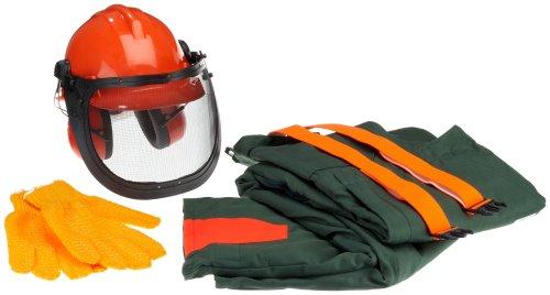 Feldtmann 22778/52 Forstschutzset Gr.52 Hose (ohne KWF) Helm und Handschuhen