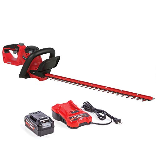 POWERWORKS XB 40V 24-Inch Cordless Hedge Trimmer,