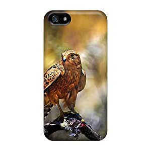 Fashion SRiitnW7405TinpY Case Cover Case For Iphone 4/4S Cover (bird Of Prey)
