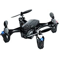 Hubsan H107D X4 Quadcopter Drone with FPV Camera, Battery Included