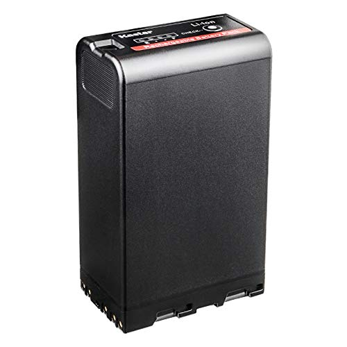 Kastar Battery for Sony BP-U90 BP-U60 BP-U30 PXW-FS7/FS5/X180 PMW-100/150/150P/160 PMW-200/300 PMW-EX1/EX1R PMW-EX3/EX3R PMW-EX160 PMW-EX260 PMW-EX280 PMW-F3/F3K/F3L XDCAM EX HD422 PHU-60K PXW-Z450 by Kastar